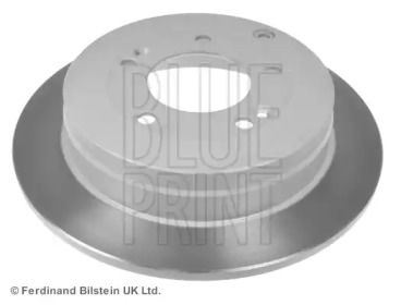 Задний тормозной диск на Хендай Грандер 'BLUE PRINT ADG043155'.
