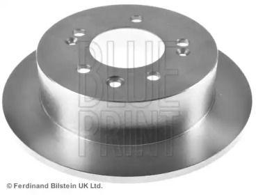 Задний тормозной диск на Хендай Элантра 'BLUE PRINT ADG043161'.