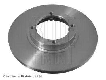 Передний тормозной диск на Дэу Матиз 'BLUE PRINT ADG04322'.
