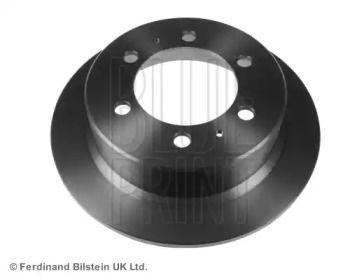 Задний тормозной диск на SSANGYONG KORANDO 'BLUE PRINT ADG04332'.