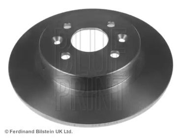 Задний тормозной диск на Киа Шума 'BLUE PRINT ADG04343'.