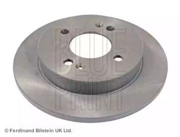 Задний тормозной диск на Киа Пиканто BLUE PRINT ADG04396.