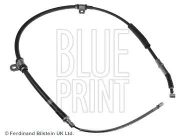 Трос ручного гальма 'BLUE PRINT ADG04688'.