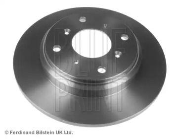 Задний тормозной диск на HONDA LEGEND 'BLUE PRINT ADH24337'.