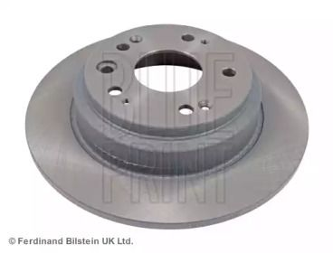 Задний тормозной диск на Хонда Шатл 'BLUE PRINT ADH24393'.