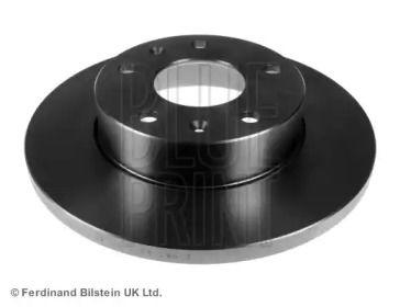 Передний тормозной диск на Фрилендер 'BLUE PRINT ADJ134329'.