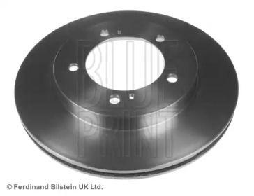 Вентилируемый передний тормозной диск на Сузуки Витара 'BLUE PRINT ADK84311'.