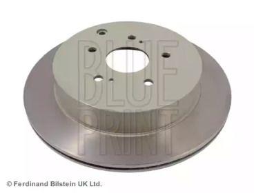 Вентилируемый задний тормозной диск на Сузуки Гранд Витара 'BLUE PRINT ADK84336'.