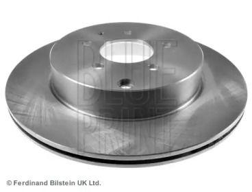 Вентилируемый задний тормозной диск на MAZDA CX-9 'BLUE PRINT ADM543120'.