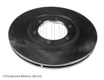 Вентилируемый передний тормозной диск на MAZDA E-SERIE 'BLUE PRINT ADM54317'.