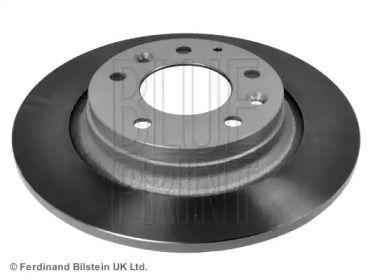 Задний тормозной диск на Мазда МХ5 'BLUE PRINT ADM54360'.
