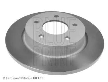 Задний тормозной диск на MAZDA 5 'BLUE PRINT ADM54384'.