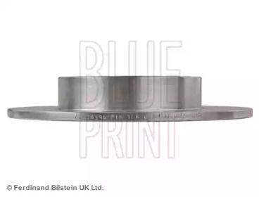 Задний тормозной диск 'BLUE PRINT ADN14396'.