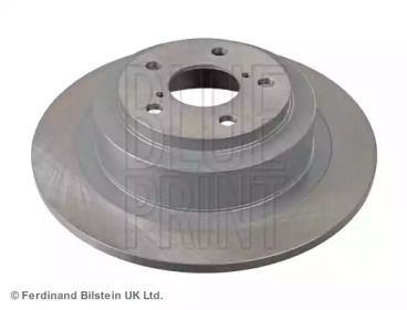Задний тормозной диск на SUBARU OUTBACK 'BLUE PRINT ADS74321'.