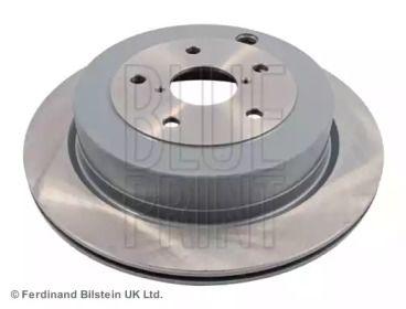 Вентилируемый задний тормозной диск на SUBARU TRIBECA 'BLUE PRINT ADS74337'.