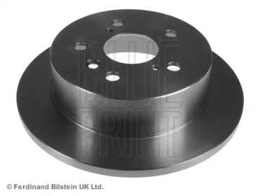 Тормозной диск на Тайота Солара 'BLUE PRINT ADT343241'.