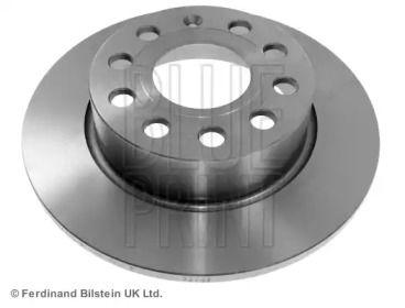 Задний тормозной диск на Фольксваген Битл 'BLUE PRINT ADV184306'.