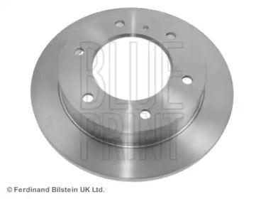 Задний тормозной диск на ISUZU TROOPER 'BLUE PRINT ADZ94308'.