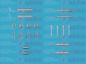 Ремкомплект задних барабанных тормозов на Фольксваген Пассат 'SEINSA D3968A'.