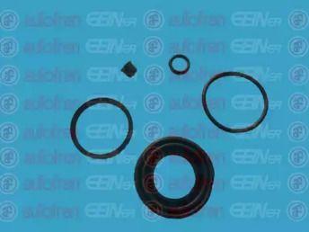 Ремкомплект заднего тормозного суппорта на Фольксваген Пассат SEINSA D41648.