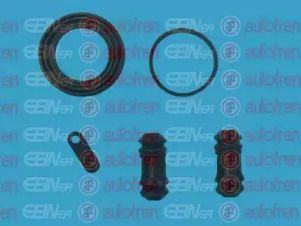 Ремкомплект переднего тормозного суппорта на SEAT ALTEA SEINSA D41820.