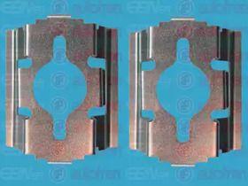 Скобы тормозных колодок 'SEINSA D42337A'.