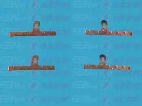 Скобы тормозных колодок на Сеат Толедо 'SEINSA D42339A'.
