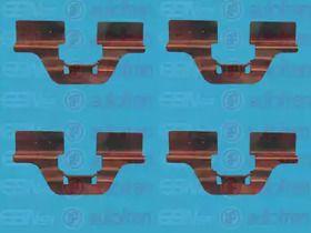 Скобы тормозных колодок на SEAT TOLEDO 'SEINSA D42342A'.