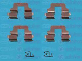 Скоби гальмівних колодок на Mini Countryman  SEINSA D42389A.