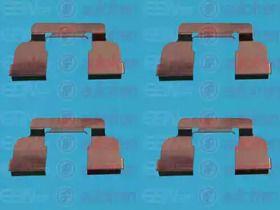 Скобы тормозных колодок 'SEINSA D42402A'.