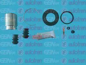 Ремкомплект заднього гальмівного суппорта на MAZDA XEDOS 9 'SEINSA D42523C'.