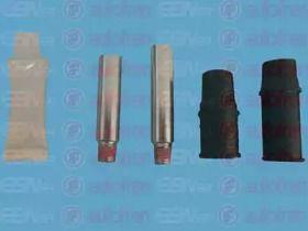 Комплект направляющих суппорта на VOLKSWAGEN JETTA 'SEINSA D7078C'.