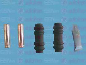 Комплект напрямних супорта 'SEINSA D7259C'.