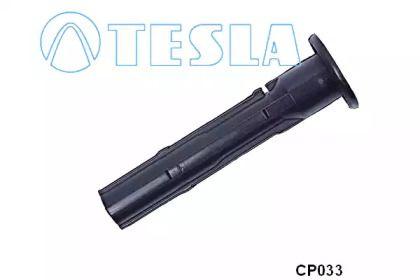 Наконечник котушки запалювання 'TESLA CP033'.