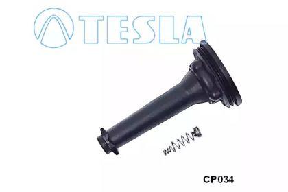 Наконечник котушки запалювання 'TESLA CP034'.