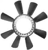 Крильчатка вентилятора охолодження двигуна 'VAN WEZEL 0325742'.