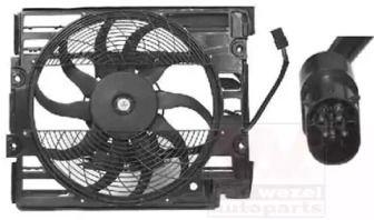 Вентилятор кондиціонера VAN WEZEL 0639751.