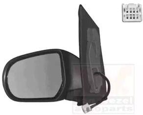 Ліве бокове дзеркало на MAZDA MPV VAN WEZEL 2771807.