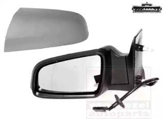 Левое боковое зеркало 'VAN WEZEL 3792817'.