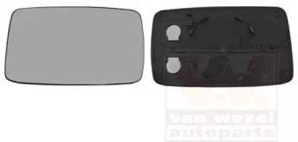 Ліве скло дзеркала заднього виду VAN WEZEL 5880831.