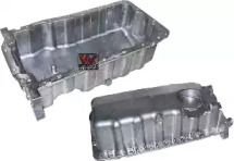 Масляный поддон двигателя на SEAT LEON 'VAN WEZEL 5888070'.