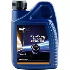 Трансмиссионное масло на VOLKSWAGEN GOLF 'VATOIL 50264'.