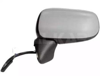 Ліве бокове дзеркало на Мазда Премаси ALKAR 6125903.