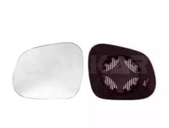Левое стекло зеркала заднего вида на Сеат Альтеа ALKAR 6401059.