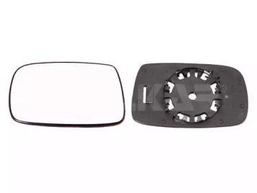 Ліве скло дзеркала заднього виду 'ALKAR 6401268'.