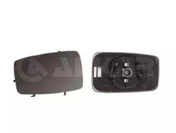 Правое стекло зеркала заднего вида на SEAT TOLEDO 'ALKAR 6402098'.