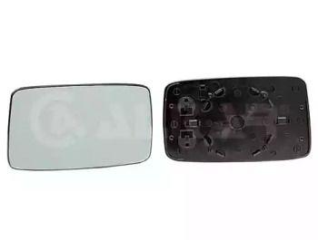 Правое стекло зеркала заднего вида на Фольксваген Гольф 'ALKAR 6402125'.