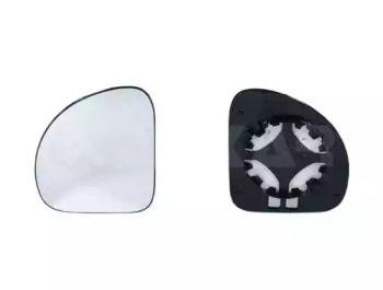Правое стекло зеркала заднего вида ALKAR 6402367.