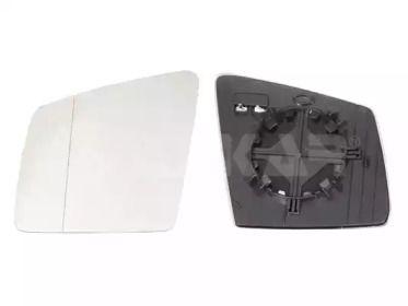 Ліве скло дзеркала заднього виду на Mercedes-Benz G-Class  ALKAR 6431696.