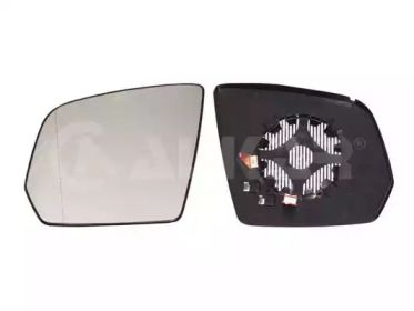 Ліве скло дзеркала заднього виду на Mercedes-Benz GLK  ALKAR 6431697.